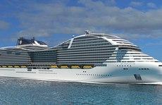 """Thiết kế độc của du thuyền """"hiện đại nhất thế giới"""""""