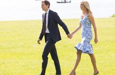 Vợ chồng Ivanka Trump ngọt ngào đến lạ