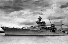 Mỹ tìm thấy mảnh vỡ chiến hạm bị đánh chìm trong Thế chiến II