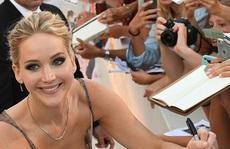 Jennifer Lawrence lộng lẫy tại LHP Venice