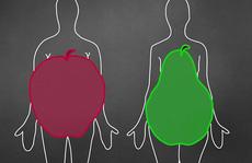 Phụ nữ 'dáng quả táo' dễ mắc dạng ung thư vú khó trị