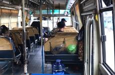 Phải 'thay máu' xe buýt!