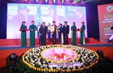 Công ty CP Thực phẩm Gia Đình Anco đạt danh hiệu Hàng Việt Nam chất lượng cao 2017