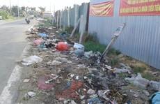 Bãi rác dưới biển cấm