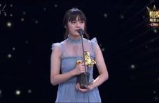 Diễn viên 14 tuổi thắng giải 'Oscar Hoa ngữ'