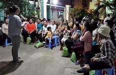 Ra mắt CLB 'Nữ công nhân nhà trọ'