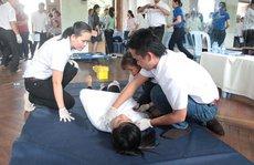 LĐLĐ quận 1 đoạt giải nhất hội thi 'An toàn - Vệ sinh viên giỏi'