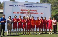 Tổ chức nhiều sân chơi cho nữ CNVC-LĐ