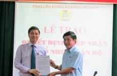 Ông Ngọ Duy Hiểu giữ chức Trưởng Ban Quan hệ lao động, Tổng LĐLĐ Việt Nam
