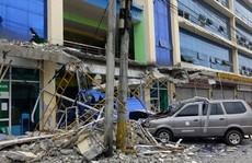 Thương vong tăng nhanh trong trận động đất ở Philippines