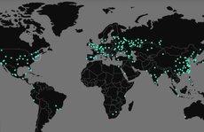 'Người hùng tình cờ' chặn được mã độc tống tiền tấn công thế giới
