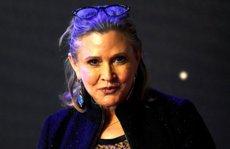 'Công chúa Leia' Carrie Fisher chết vì ngưng thở khi ngủ