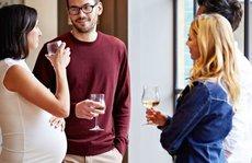 Đừng nghĩ một chút bia, rượu vang là 'không sao'