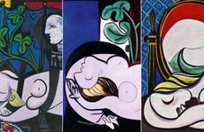 Tranh khỏa thân của Picasso 'tái ngộ' sau 85 năm