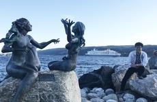 Đến Na Uy, ghé thăm '3 nàng tiên cá'
