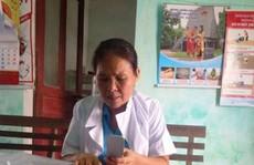 Trưởng Trạm y tế 'ăn bớt' 10-50.000 đồng phụ cấp của nhân viên