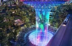 Sân bay Changi đưa thác nước, rừng nhân tạo vào nhà