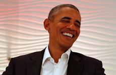 Ông Obama 'giỏi kiềm chế' sau khi rời Nhà Trắng