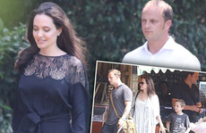 Lộ diện 'người tình tin đồn' của Angelina Jolie