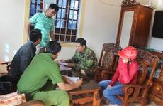 Bắt giữ hơn 8 tấn đường lậu ở vùng biên Lao Bảo