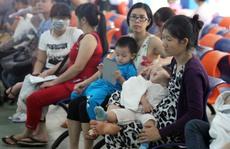 Nắng nóng: Người già, trẻ em đổ bệnh