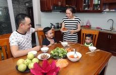 Nghĩ về bữa cơm gia đình