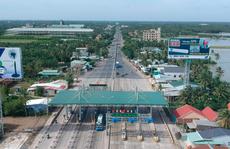 BOT Cai Lậy: Xe đi quốc lộ nhiều hơn đường tránh