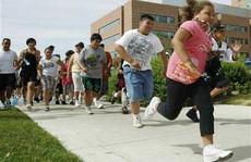 Trẻ béo phì dễ bị ung thư kết tràng và trực tràng khi lớn