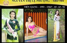BTC cuộc thi Hoa khôi Nam bộ lên tiếng về nghi án bằng giả