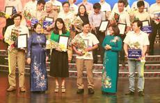 Báo Người Lao Động đoạt 6 giải Báo chí TP HCM