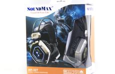SoundMax ra mắt dòng tai nghe game thủ mới