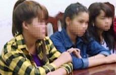Nghe rủ rê, 3 thiếu nữ trốn nhà đi làm 'cave' lương 30 triệu