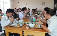 Tăng cường giám sát bữa ăn giữa ca