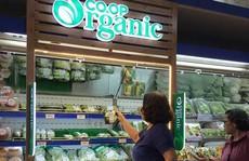 Nông sản organic hút khách
