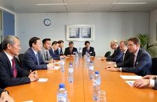 Việt Nam và EU nỗ lực sớm phê chuẩn EVFTA