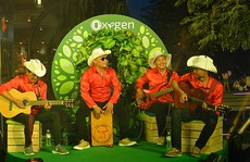 Lễ hội Tết tại The Oxygen