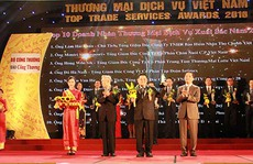 C.P. Việt Nam thắng lớn tại Giải thưởng Thương mại Dịch vụ Việt Nam 2016