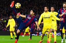 Villarreal khó ngăn được kỷ lục của Barcelona