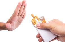 Vì sao thầy bỏ thuốc lá?