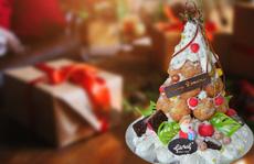 Givral ra mắt bánh Giáng sinh 2017
