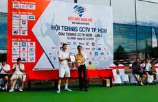 Liên đoàn Quần vợt TP HCM có thêm thành viên mới