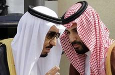Quyền lực Thái tử Ả Rập Saudi