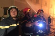 Lý do vụ cháy lớn ở Cần Thơ nhiều lần bùng phát