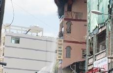 Giám đốc PCCC lên tiếng việc cháy tầng 5 phun nước tầng 3