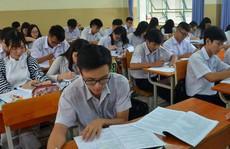 Môn thi bắt buộc: Bám sát sách giáo khoa