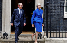Cú sốc bầu cử Anh