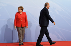 Đức - Thổ Nhĩ Kỳ đổ dầu vào lửa