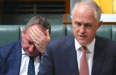 Chính trường Úc rối ren