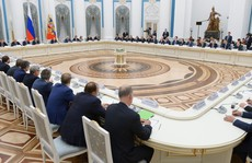 Nga muốn hồi hương 1.000 tỉ USD