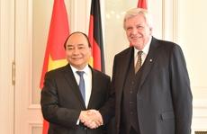 Quan hệ Việt Nam - Đức phát triển sâu rộng